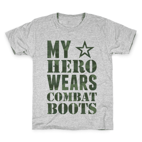 My Hero Kids T-Shirt