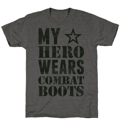 My Hero Mens T-Shirt