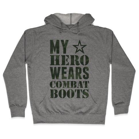 My Hero Hooded Sweatshirt