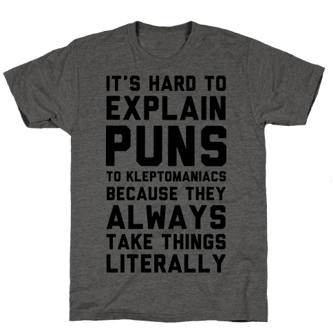 It's Hard to Explain Puns