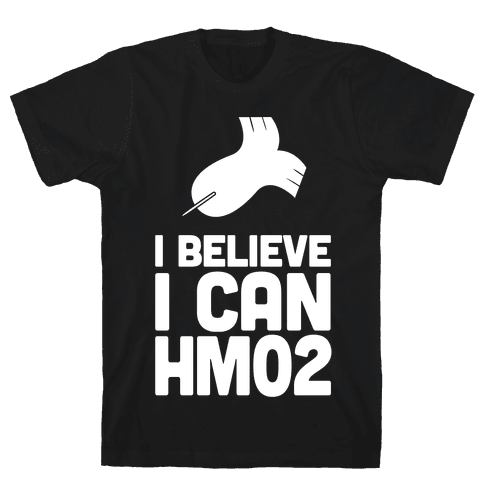 I Believe I Can HM02 (Fly) Mens T-Shirt