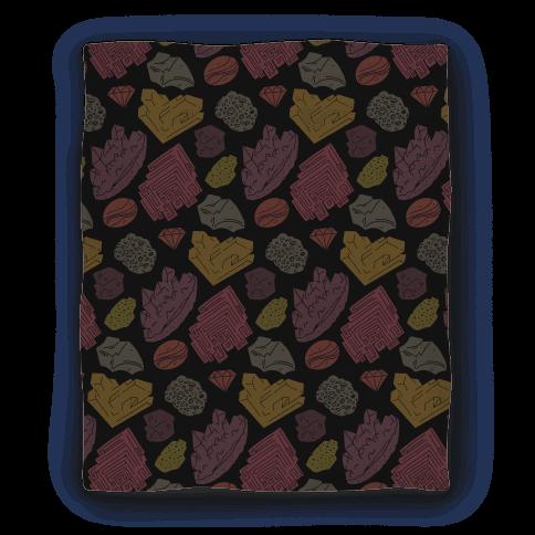 Rock & Mineral Pattern