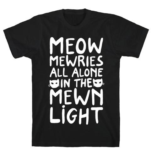Meowmewries Mens T-Shirt