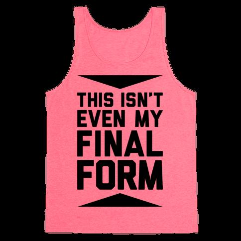 Final Form Tank Top