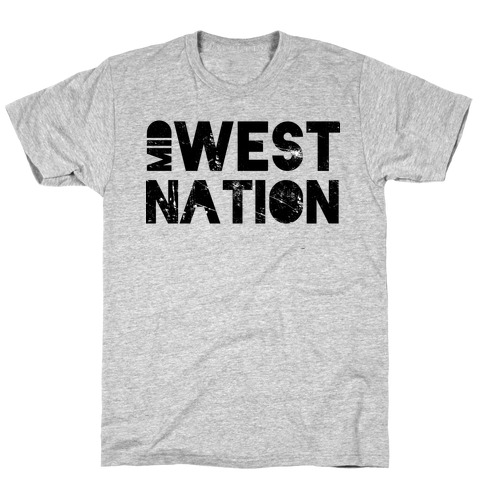 Mid West Nation T-Shirt