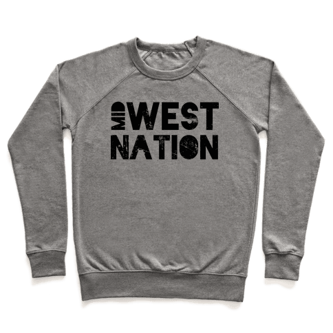 Mid West Nation Pullover