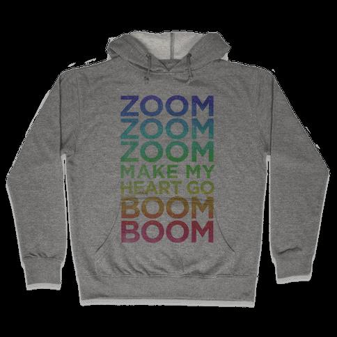 Supernova Girl Hooded Sweatshirt