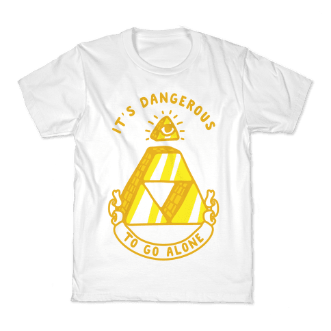 Illuminati Triforce Kids T-Shirt