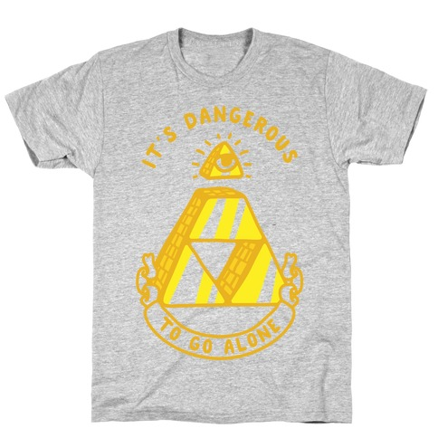 Illuminati Triforce T-Shirt