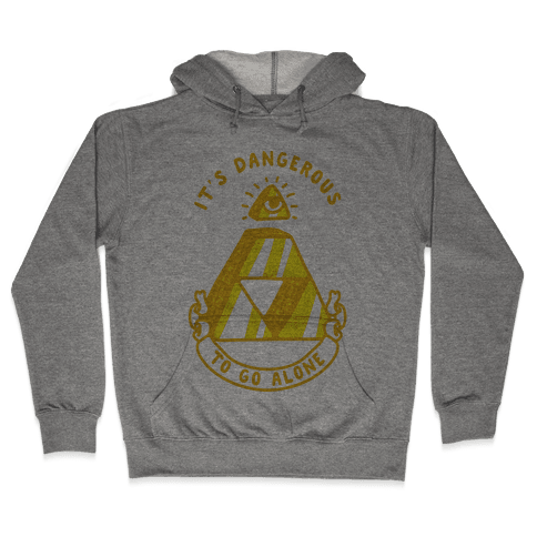 Illuminati Triforce Hooded Sweatshirt