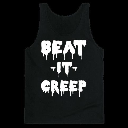 Beat It Creep Tank Top