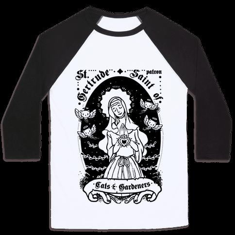 Saint Gertrude of Cats