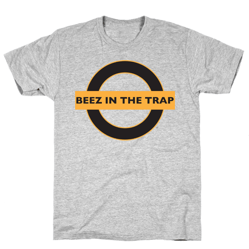 Beez In The Trap (Parody Shirt) Mens T-Shirt