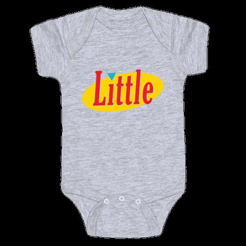 Little Seinfeld Baby Onesy