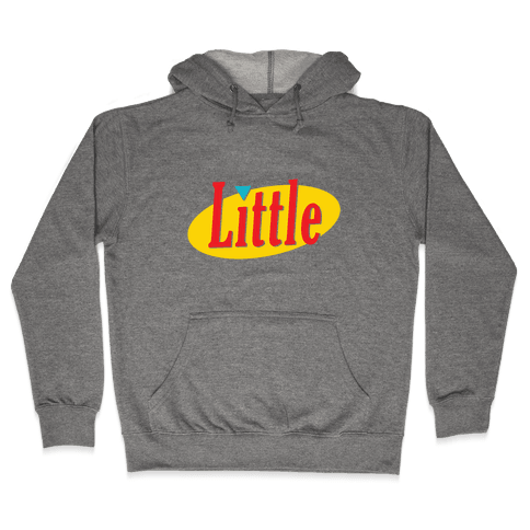 Little Seinfeld Hooded Sweatshirt