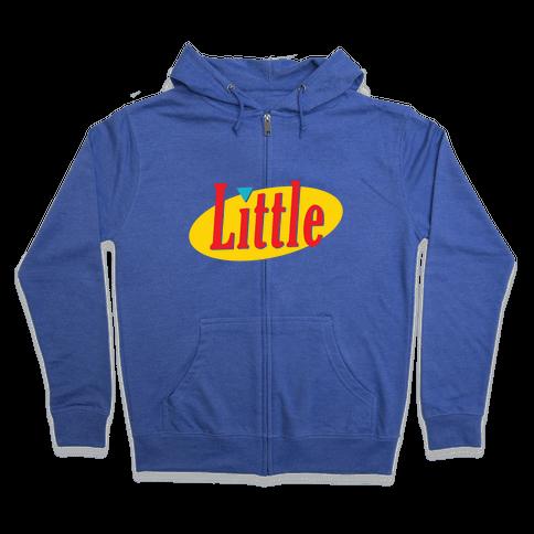 Little Seinfeld Zip Hoodie