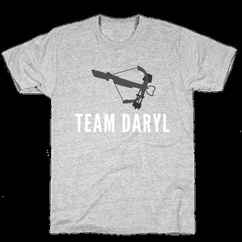Team Daryl Mens T-Shirt