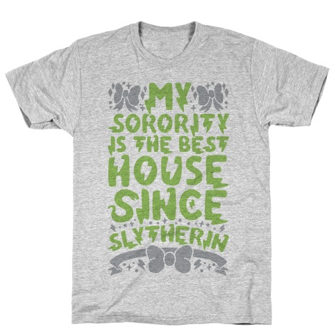 Slytherin Sorority T-Shirt