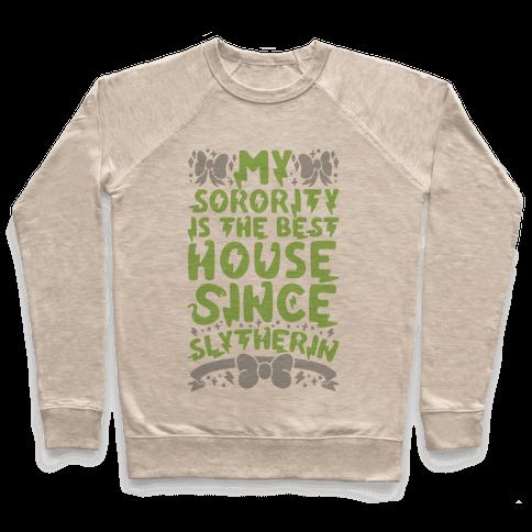 Slytherin Sorority Pullover