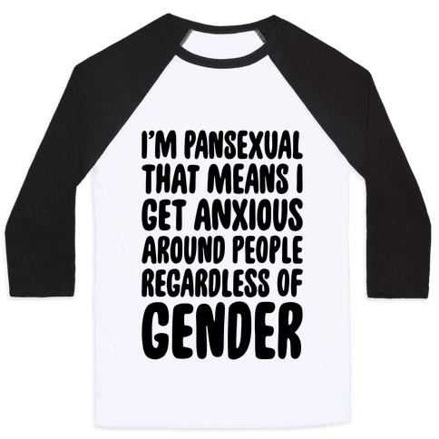 Pansexual Anxiety