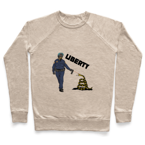 Don't Pepper Spray Liberty Pullover