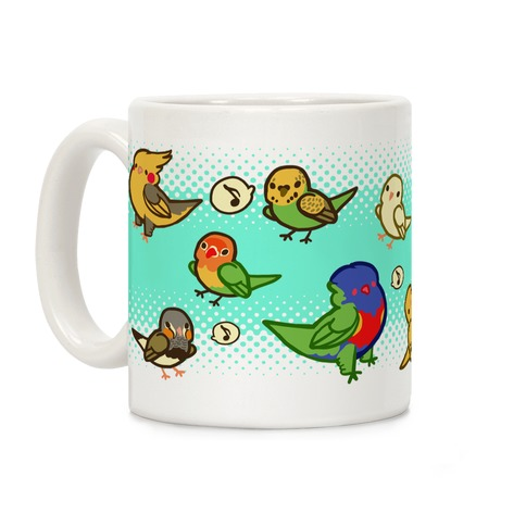 Bird Lover Coffee Mug