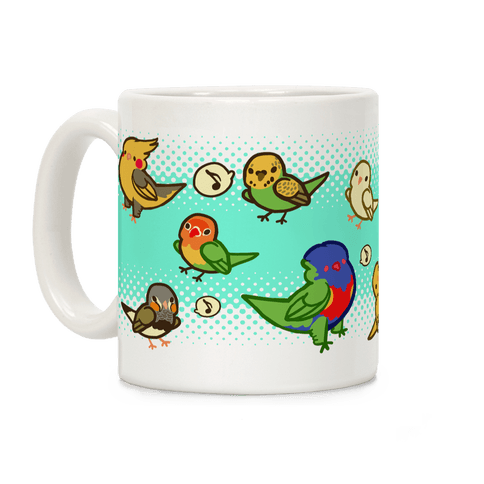 Bird Lover Coffee Mug