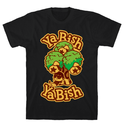Bell Tree (Ya Bish) Mens T-Shirt