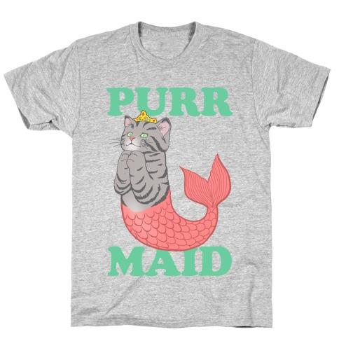 Purr Maid T-Shirt
