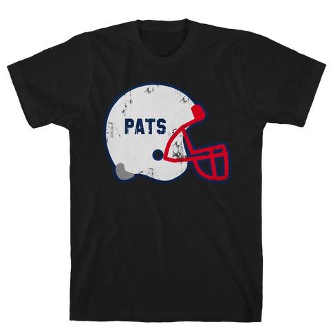 Pats Helmet T-Shirt