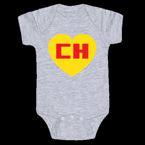 Chapulin Colorado Baby Onesy
