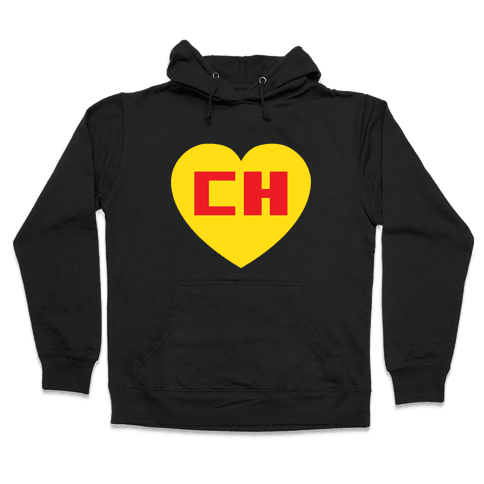 Chapulin Colorado Hooded Sweatshirt