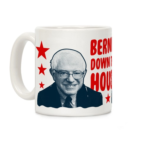 Bernin' Down the House Coffee Mug