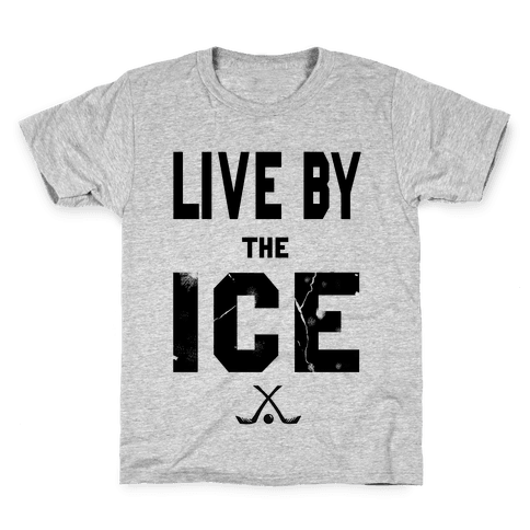 Live by the Ice Kids T-Shirt