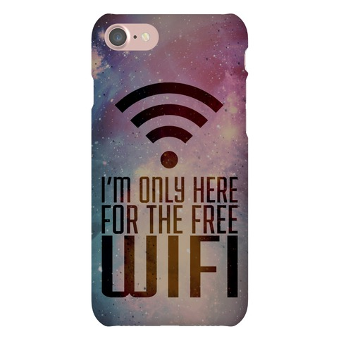 Free Wifi Phone Case