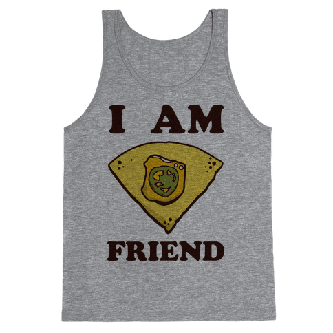 I Am Nacho Friend Tank Top