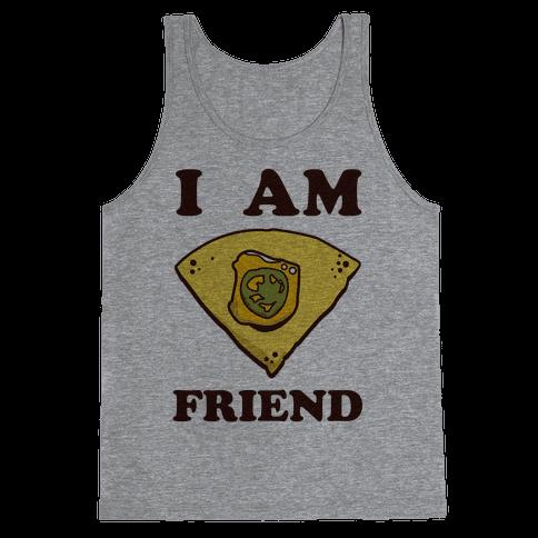 I Am Nacho Friend Tank Top
