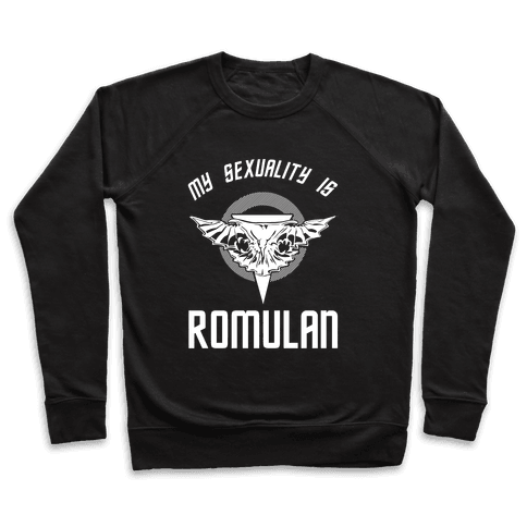My Sexuality Is Romulan Pullover