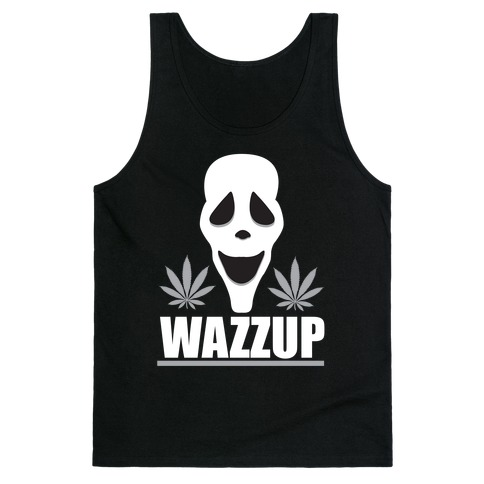 WAZZUP Tank Top