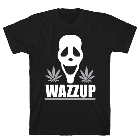 WAZZUP Mens T-Shirt