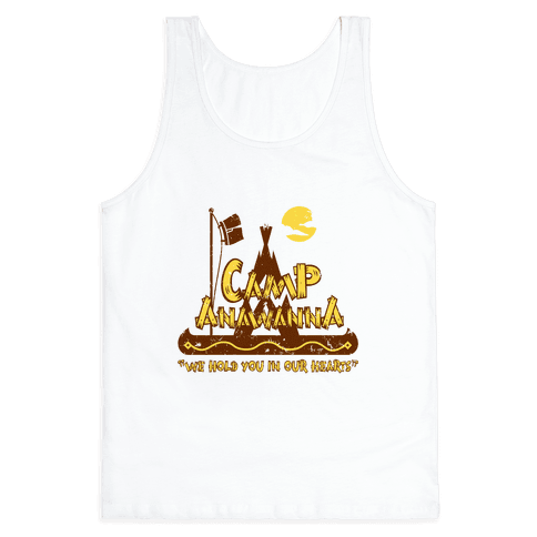 Camp Anawanna Tank Top