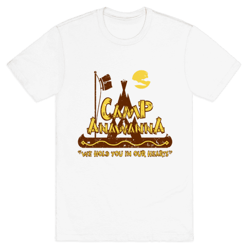 Camp Anawanna Mens T-Shirt