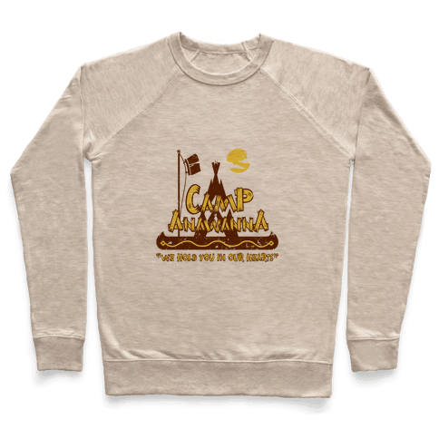 Camp Anawanna Pullover