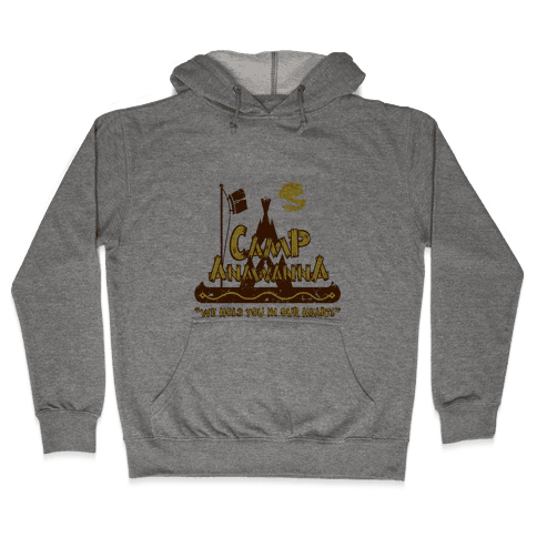 Camp Anawanna Hooded Sweatshirt