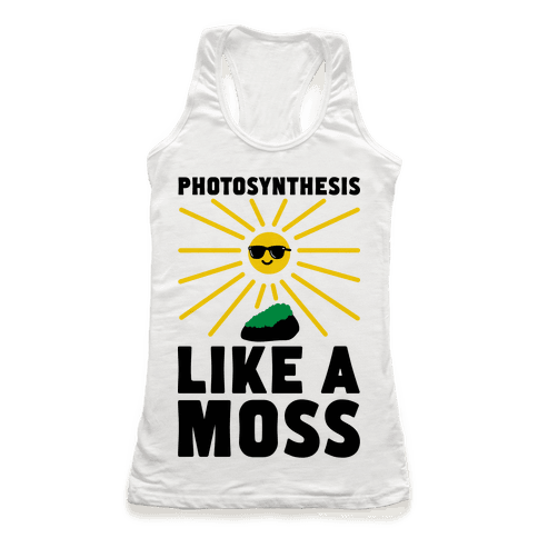 Photosynthesis Like A Moss