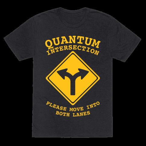 Quantum Intersection (Dark)
