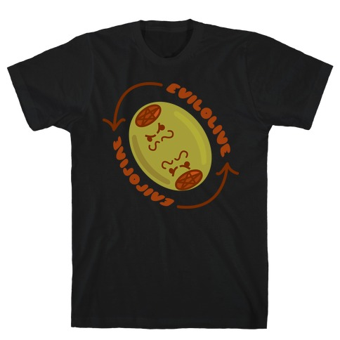 Evil Olive T-Shirt