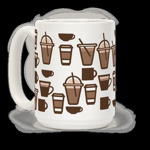 Cute Coffee Pattern