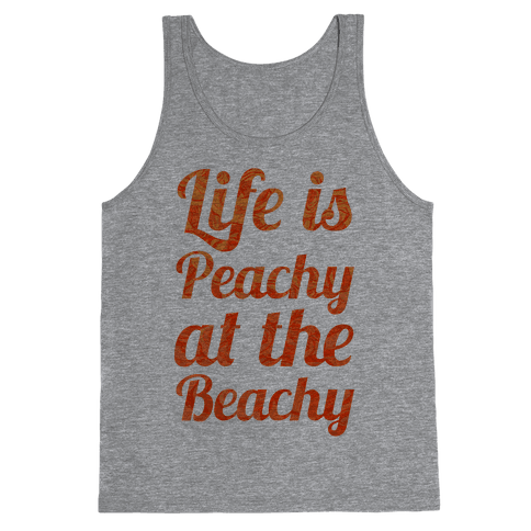 Life is Peachy at the Beachy