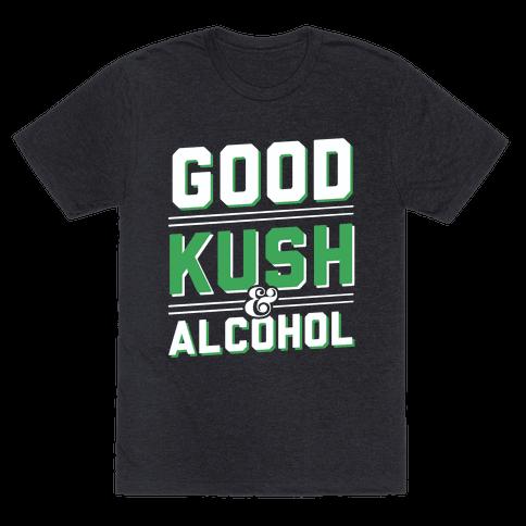 Good Kush & Alcohol (dark)